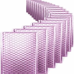 "Other - 50 Bubble Envelopes 6""X9"" Purple Enveloppes"